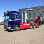 Så blev den færdig ved Scania